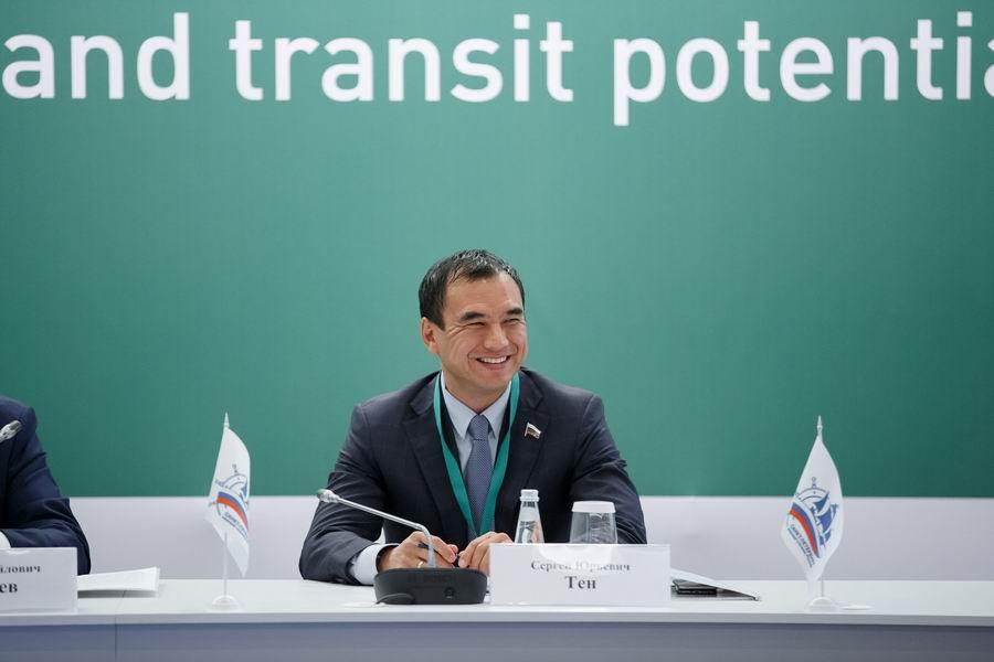Форум Транспортно-транзитный потенциал 2016